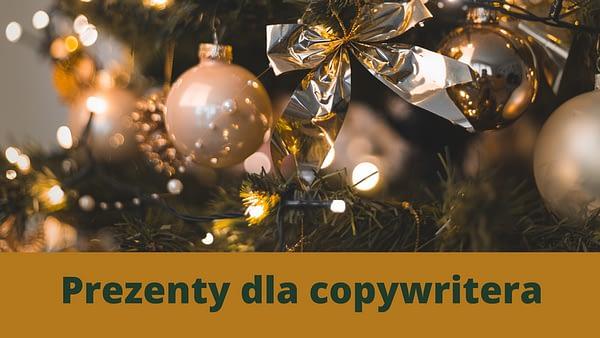 prezent dla copywritera