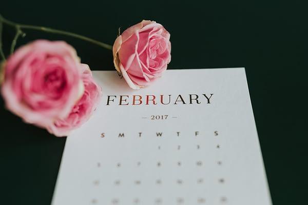 życie z kalendarzem