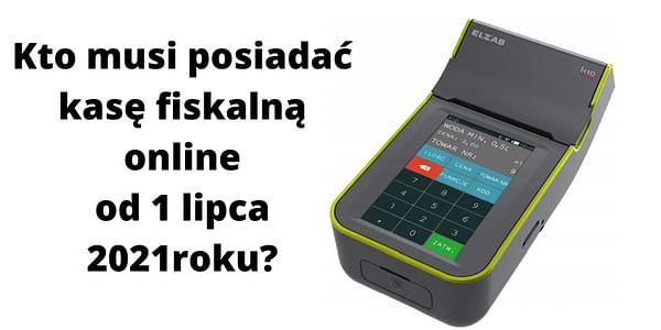 Kasa fiskalna online