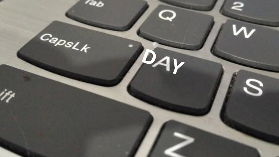 Dzień CAPS LOCK